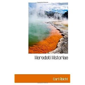 【クリックでお店のこの商品のページへ】Herodoti Historiae [ペーパーバック]