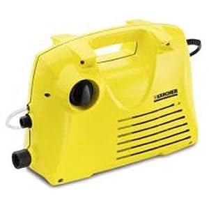 KARCHER 家庭用高圧洗浄機 【持ち運びが便利なグリップ付きスリムハンドル採用】K2.030