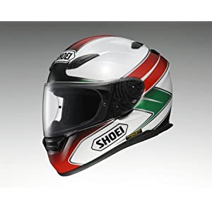 ショウエイ(SHOEI) XR-1100 ENIGMA TC-4(GREEN/ WHITE) S 55-56cm