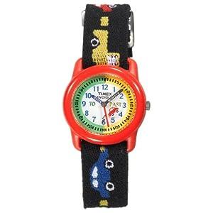 [タイメックス]TIMEX キッズ腕時計 キッズアナログ エラステックストラップ T71122 キッズサイズ