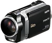 SANYO デジタルムービーカメラ Xacti SH11 黒