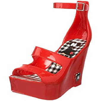 Harajuku Lovers Women's Kyle II Ankle-Strap Sandal - Free Overnight Shipping on New Styles, Free Return Shipping: endless.com
