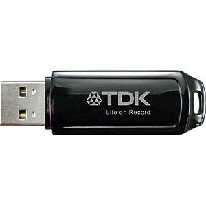 【クリックで詳細表示】TDK USBメモリ 4GB セキュリティ対応 ブラック UFD4GS-TBA