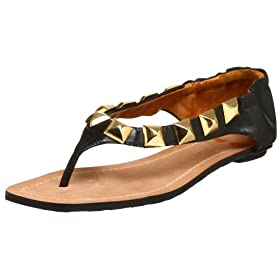 BCBGMAXAZRIA Women's Pang Flat Sandal - Free Overnight Shipping & Return Shipping: Endless.com from endless.com
