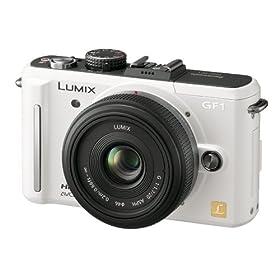 Panasonic デジタル一眼カメラ GF1 レンズキット
