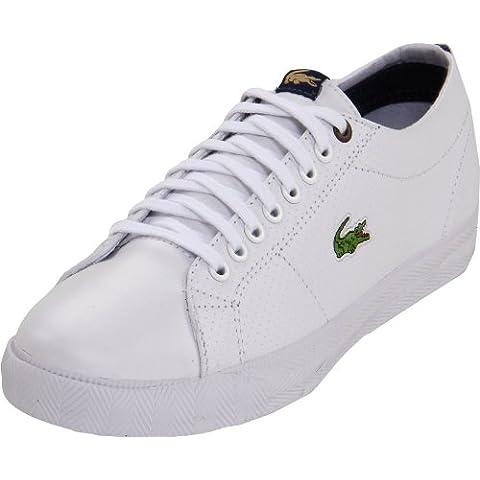 法国鳄鱼[lacoste]帆布鞋/时尚