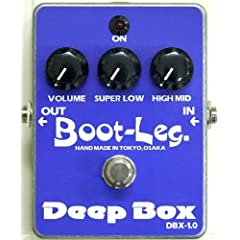 Boot-Leg Deep Box