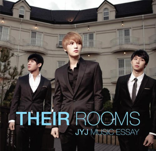 JYJ Music Essay - Their Rooms