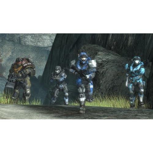 Halo: Reach リミテッド エディション 特典 「Recon ヘルメット」ダウンロードカード付き