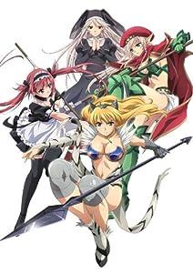 クイーンズブレイド 美しき闘士たち Blu-ray&DVD