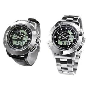ガイガーカンター腕時計