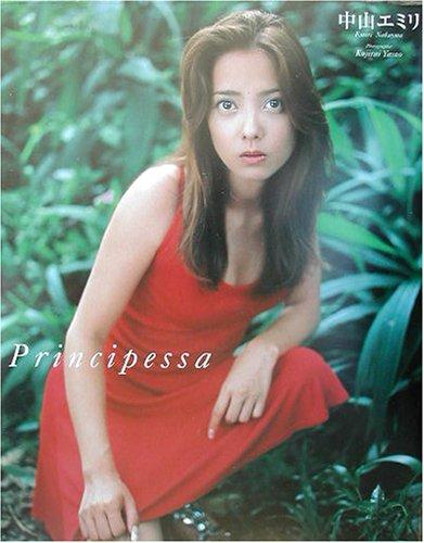 中山エミリ写真集「Principessa」