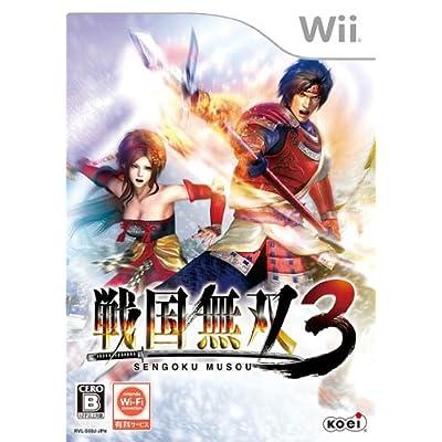 【Wii】戦国無双3
