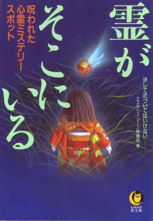 霊がそこにいる―呪われた心霊ミステリースポット (KAWADE夢文庫)