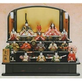 【ひな祭り特集】真多呂のひな人形・人気ランキング