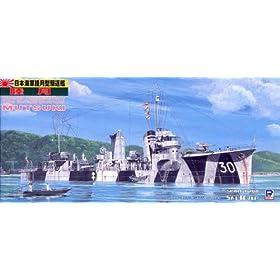 【クリックで詳細表示】Amazon.co.jp | 1/700 日本海軍 駆逐艦 睦月 W69 | ホビー 通販