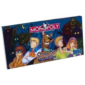 Scooby Doo Monopoly