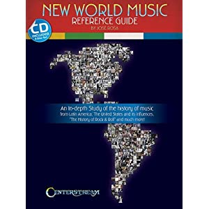 Jose Rosa: New World Music Reference Guide