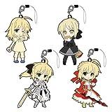 ぴくりる!  Fate/saber trading strap -フェイト/セイバー トレーディングストラップ- BOX