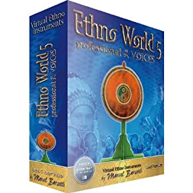 ETHNO WORLD 5 PROFESSIONAL & VOICES