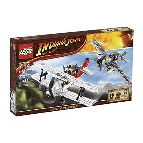 レゴ インディ・ジョーンズ 戦闘機の攻撃 7198