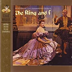 ♪The King and I (1956 Film Soundtrack) [Cast Recording] ミュージカル「王様と私」[Import] [from US]