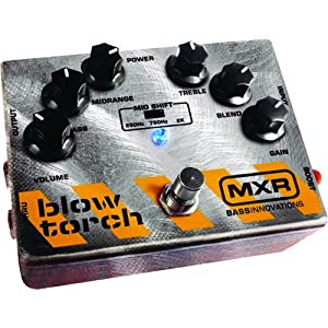MXR BASS BLOWTORCH