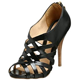 L.A.M.B. Tammy Platform Pump - Free Overnight Shipping &amp; Return Shipping: Endless.com from endless.com