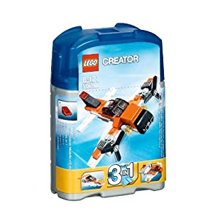 レゴ クリエイター ミニプレーン 5762