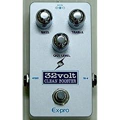 EX-Pro 32volt CLEAN BOOSTER