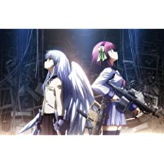 Angel Beats! 6 【完全生産限定版】 [Blu-ray]