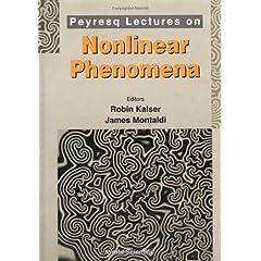 【クリックでお店のこの商品のページへ】Peyresq Lectures on Nonlinear Phenomena