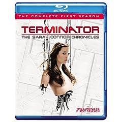 ターミネーター:サラ・コナー クロニクルズ ファースト・シーズン コレクターズ・ボックス [Blu-ray] (Amazon)