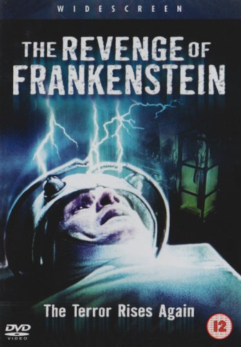 Месть Франкенштейна / The Revenge of Frankenstein(Теренс Фишер / Terence Fisher) [1958 г., Ужасы, DVD5 (Custom)]
