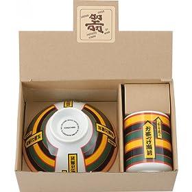永谷園湯茶セット
