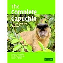 【クリックでお店のこの商品のページへ】The Complete Capuchin: The Biology of the Genus Cebus [ペーパーバック]