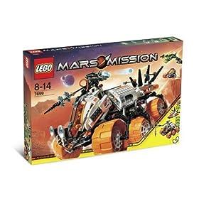 【クリックでお店のこの商品のページへ】Lego (レゴ) Mars Mission Set #7699 MT-101 Armored Drilling Unit ブロック おもちゃ (並行輸入)