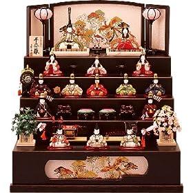 【ひな祭り特集】一秀作のひな人形・人気ランキング