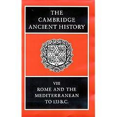 【クリックでお店のこの商品のページへ】The Cambridge Ancient History