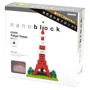 nanoblock 東京タワー