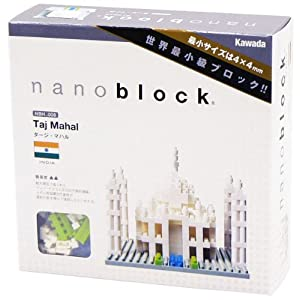 nanoblock タージマハル