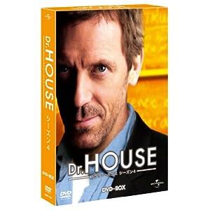 Dr. HOUSE シーズン4 DVD-BOX
