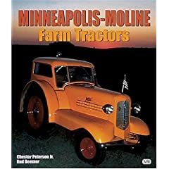【クリックでお店のこの商品のページへ】Minneapolis-Moline Farm Tractors (Motorbooks International Farm Tractor Color History): Chester Peterson, Rod Beemer: 洋書