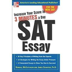 【クリックで詳細表示】Increase Your Score in 3 Minutes a Day: SAT Essay: Randall McCutcheon, James Schaffer: 洋書
