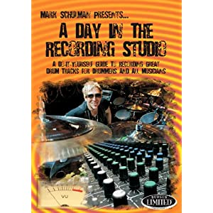 Day in the Recording Studio