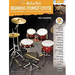 On the Beaten Path: Beginning Drumset Course Level 3