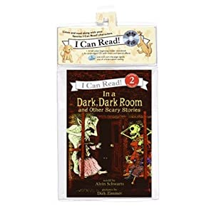 IIn a Dark, Dark Room and Other Scary Stories with CD (I Can Read Book 2)