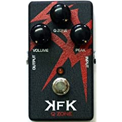 MXR K.KING LTD Q-ZONE