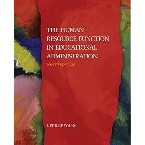 【クリックで詳細表示】Human Resource Function in Educational Administration, The: I. Phillip Young: 洋書