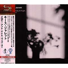 ♪メロディ・アット・ナイト、ウィズ・ユー [Limited Edition][Original recording remastered] キース・ジャレット